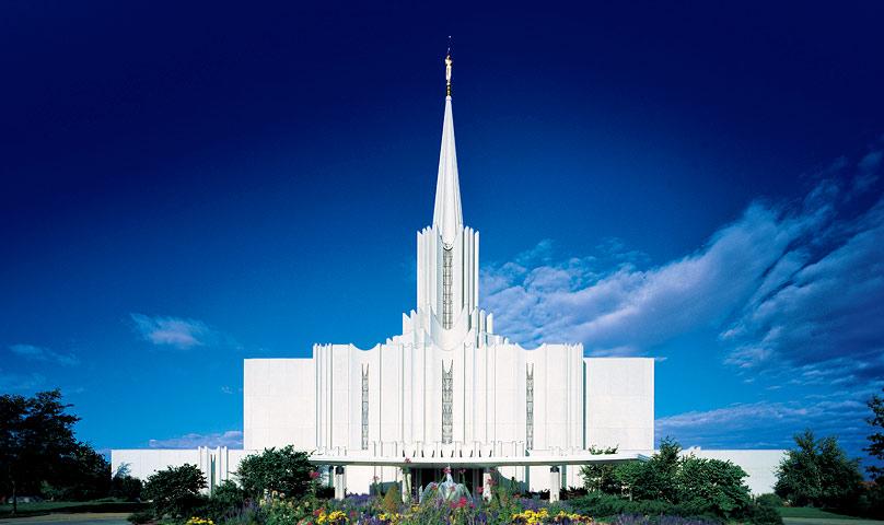 RIver Jordan Temple