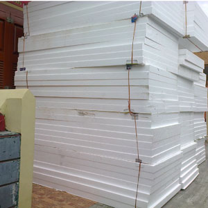 Jual Styrofoam bahan packing.