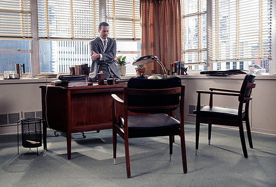 Desk I Love 80s : The importance of being vintage harvey specter vs don