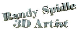 Randy Spidle 3D Artist