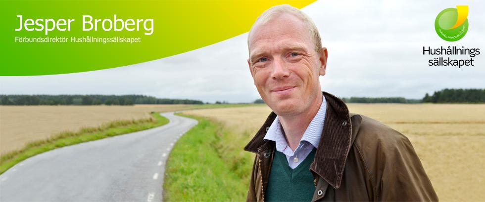Jesper Brobergs Blogg
