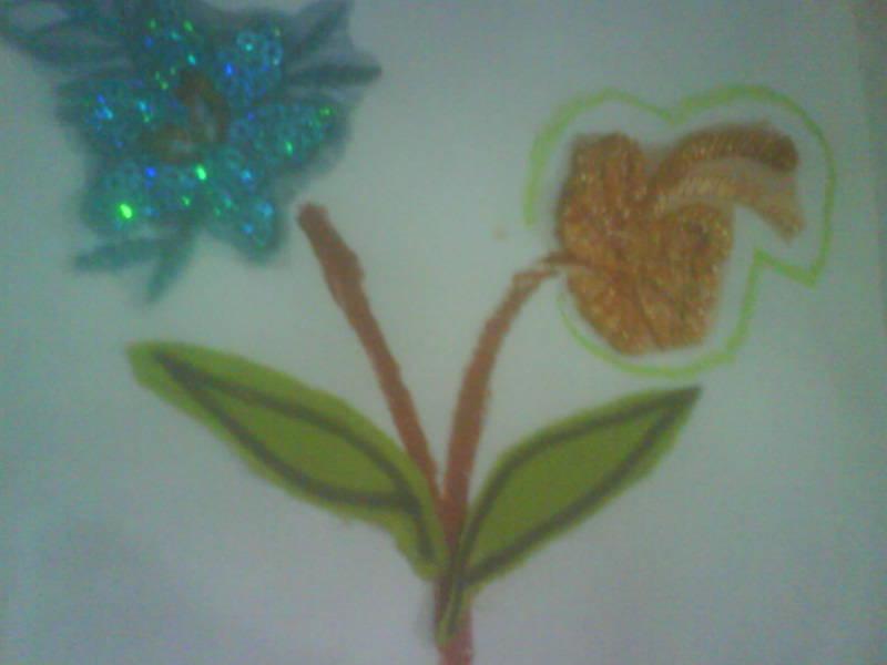 Kolase Bunga