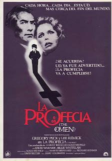 La Profecía Poster
