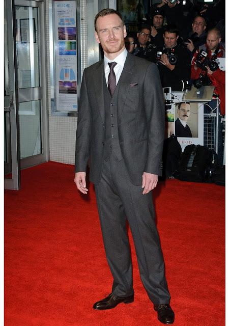 Celebrity Heights | Ho... Michael Fassbender Stats