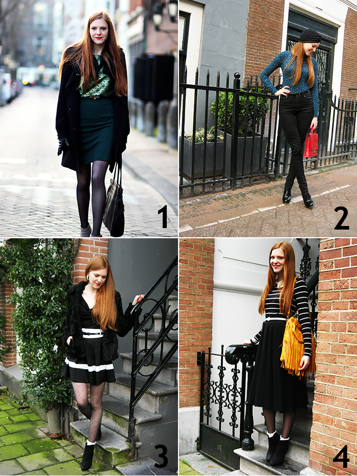 fashion blogger outfits amsterdam recap vintage 50s style