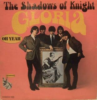 Vinyl Exam Gloria The Shadows Of Knight