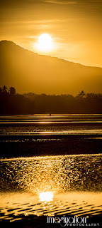 Machans Beach Sunset