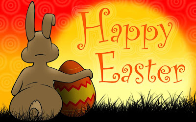 Rabbit Happy Easter Wallpapers