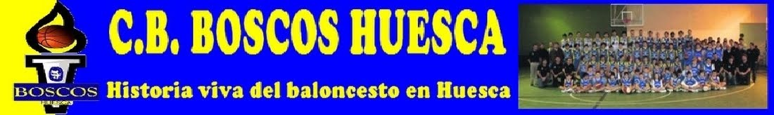 Club Baloncesto Boscos Huesca