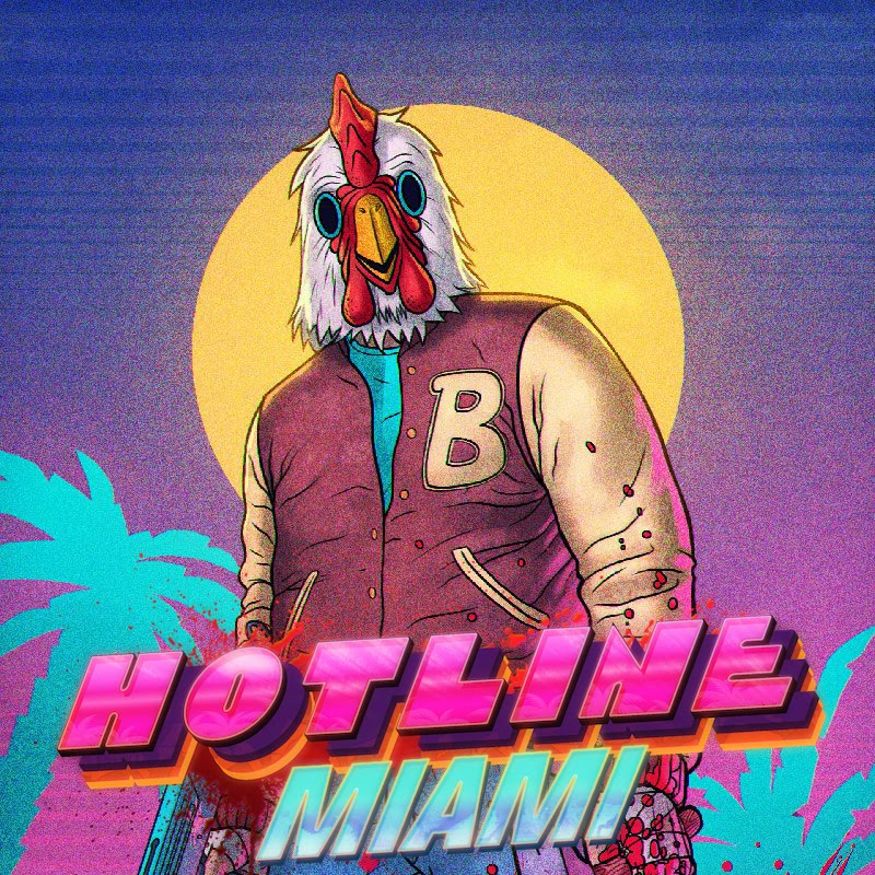 Indie Game - Miami Vice
