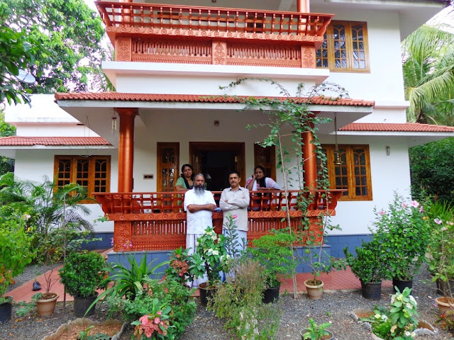 Our dream home our dream home at kerala god 39 s own country for Kerala dream home photos
