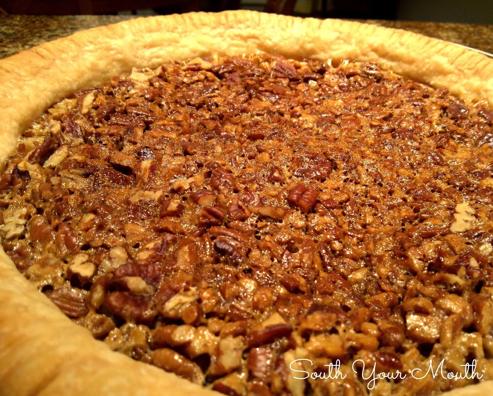 Classic Pecan Pie Recipe — Dishmaps