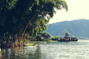 danau beratan