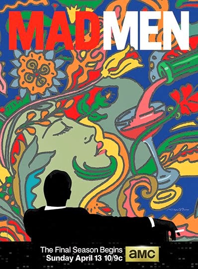 MAD MEN's 7th and final season begins April 13!