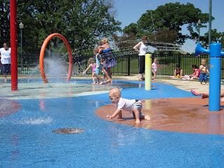 Grayslake Spray Park