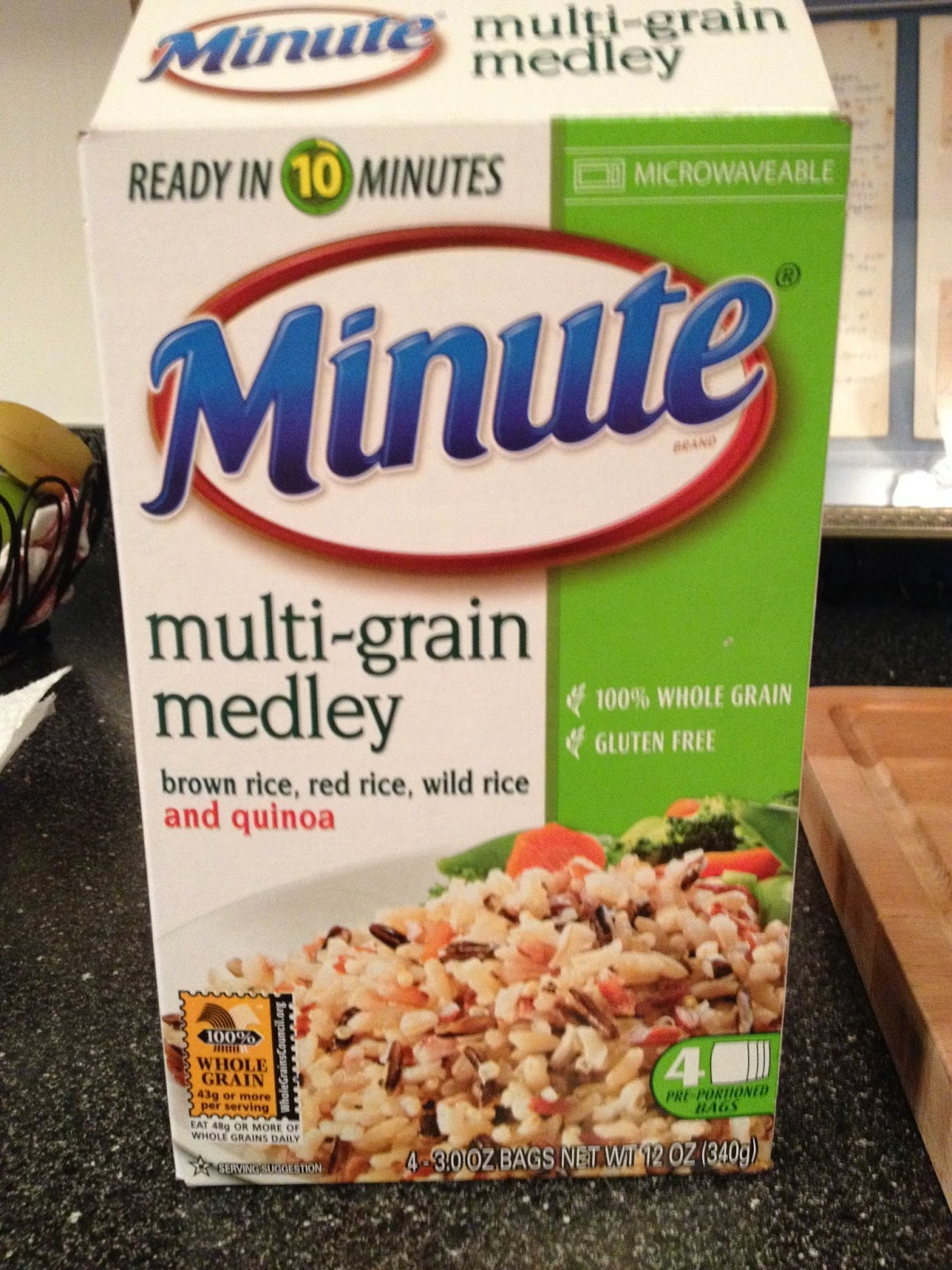 Minute Multi-Grain Medley