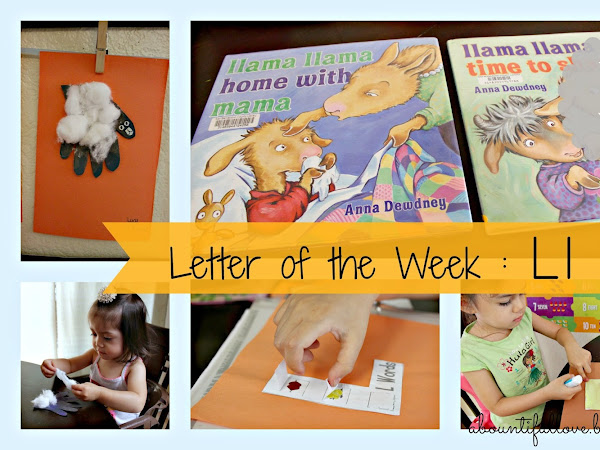 Letter of the Week : Ll