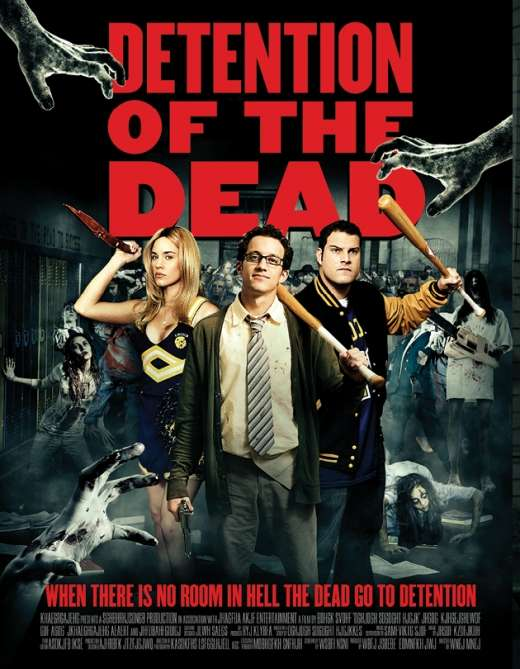 Filme Poster Detention of the Dead HDRip XviD & RMVB Legendado