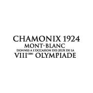 Logotipo Chamonix 1924