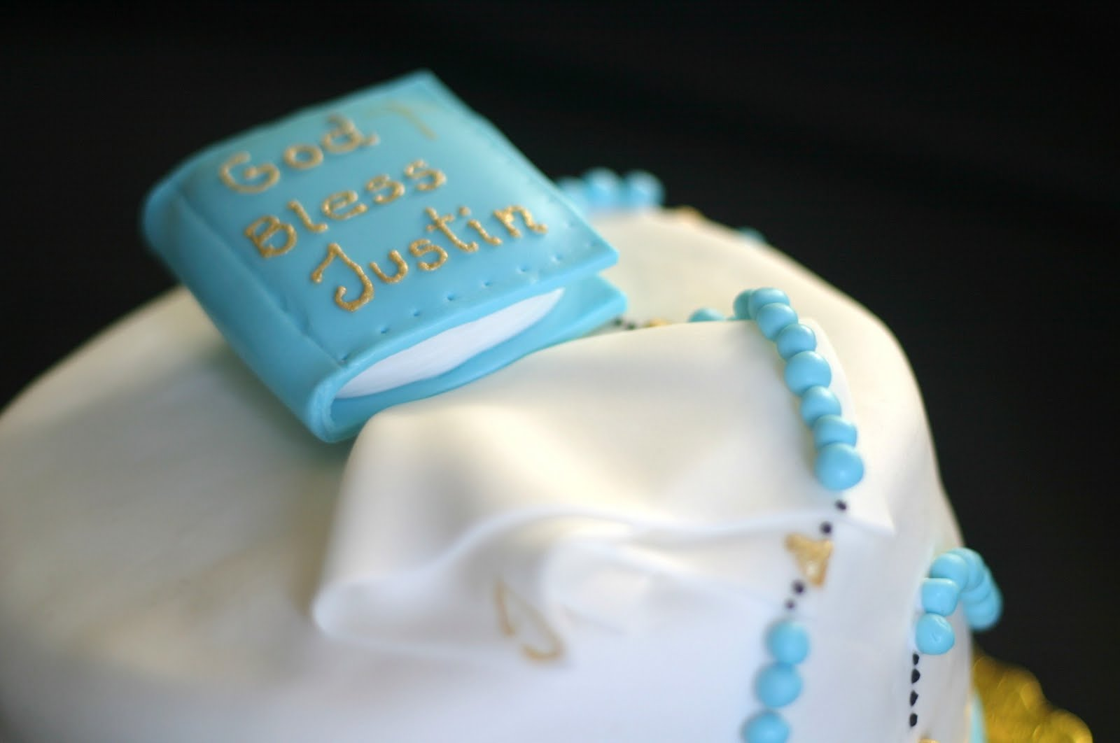 First Communion Cake Images : Pink Little Cake: First Communion Cake