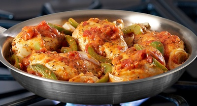 Spanish Chicken Skillet