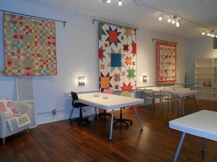 Stitch and Sew Studio – that's where i'll be! | Quilting in the Rain : studio quilt - Adamdwight.com