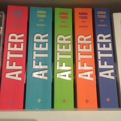 Challenge littéraire 2015 : Saga After par Anna Todd