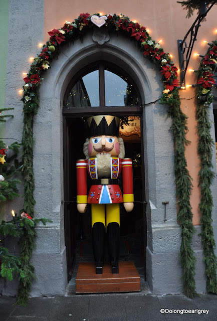 Nutcracker, Christmas Markets, Rothenburg, Germany