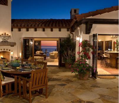 Fotos de terrazas terrazas y jardines terrazas de casas con piedras - Casas con terrazas ...