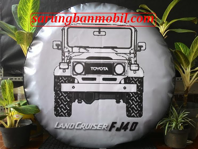 cover ban mobil toyota land cruiser