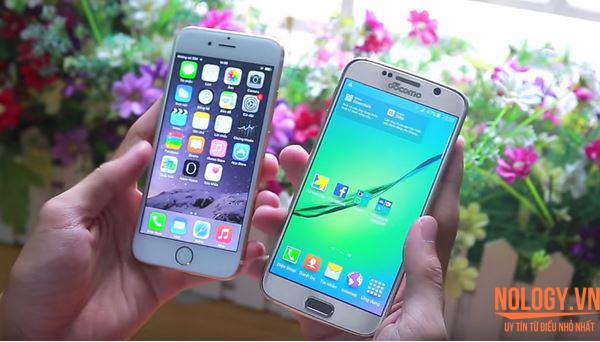 10 Triệu đồng mua iPhone 6 Lock hay Galaxy S6 docomo Nhật?