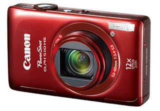 New Pocket MegaZoom:Canon PowerShot Elph 510 HS and 310 HS