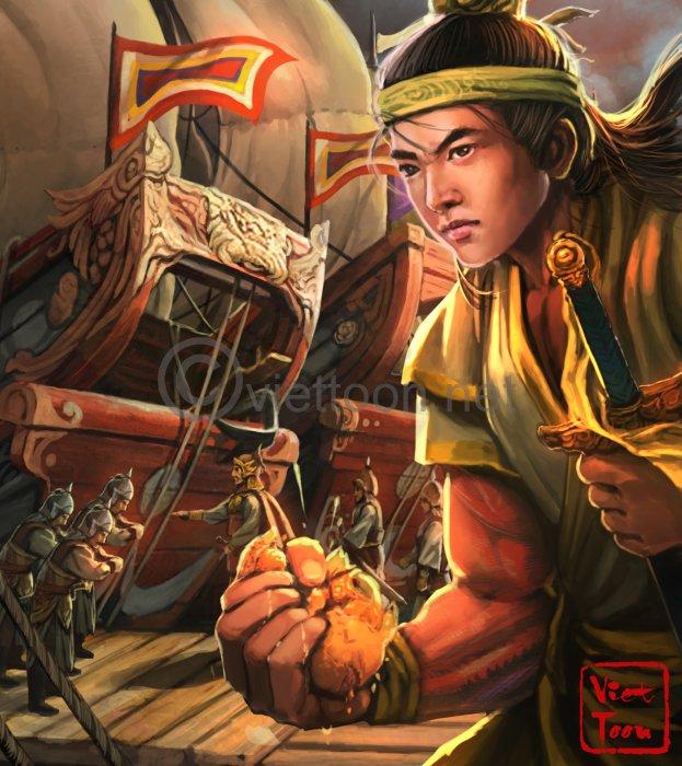 Tran+Quoc+Toan [Photo] Bộ ảnh lịch sử Việt Nam anh hùng
