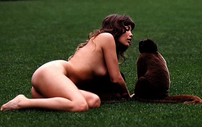 Barbie Barbi Benton Nude