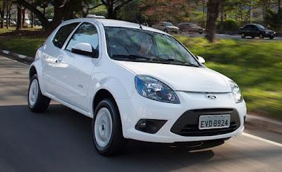 Novo ford ka 2013 comprar preço fotos
