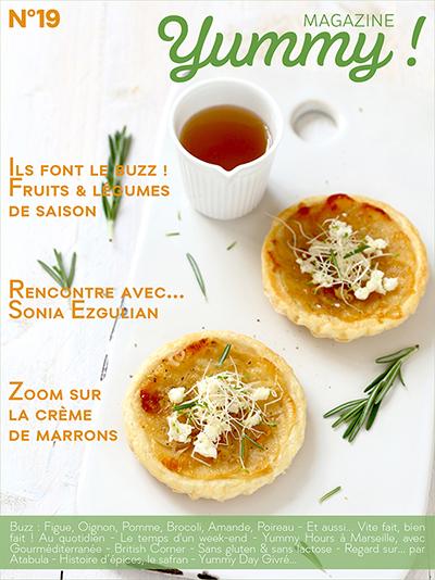 Magazine culinaire yummy le blog de cuisine en bouche for Allez cuisine translation