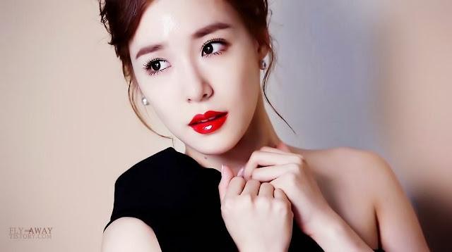 ... ' Generation Tiffany in dazzling red lipstick for 'IPKN' photoshoot Red Lipstick Photoshoot