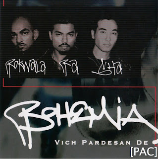 Download Bohemia Vich Pardesan De full album