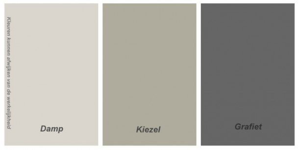 Keuken Kleur Veranderen : kleur damp of kiezel van histor, maar ben nog niet overtuigd. De kleur