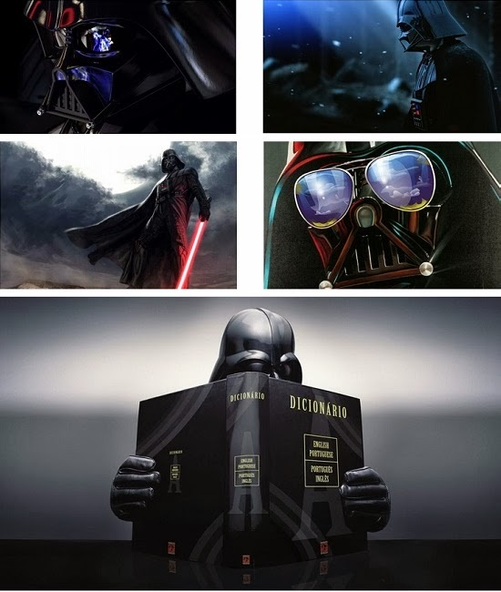 Darth Vader Star Wars Theme For Windows 7 And 8 8.1