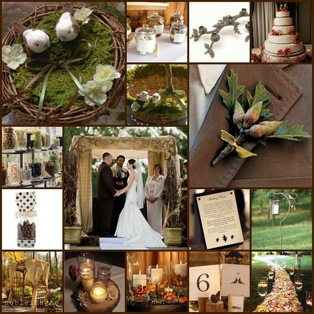 Rustic Wedding Decorations Ideas