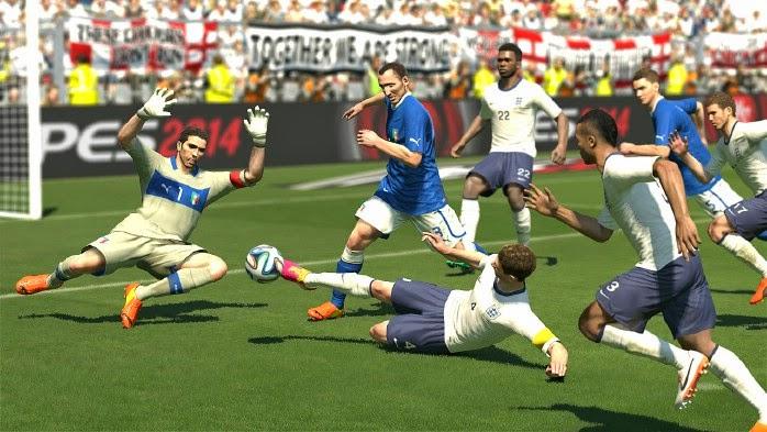 Pro Evolution Soccer 2014: World Challenge Full Torrent İndir
