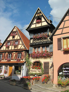 Alsace Region, France