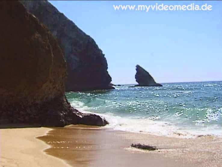 Beach north of Cabo da Roca - Portugal