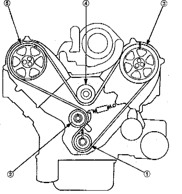 mini cooper s serpentine belt diagram