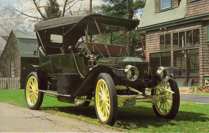 Stanley Steamer Car Prices
