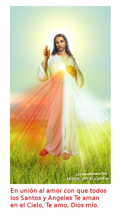 divina misericordia te amo