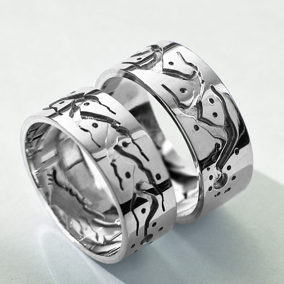 Native American Wedding Rings synrgyus
