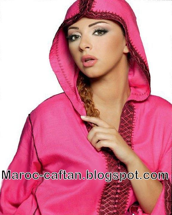 myriam fares djellaba marocaine