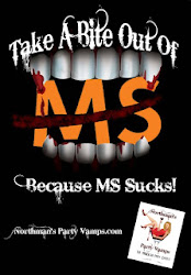 DONATE NOW!! National MS Society Fundraiser